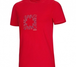 Dash Tee Apple Red Ocun