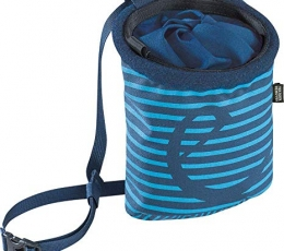 Chalk Bag Rocket Twist Stripes Edelrid