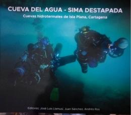 Cueva del Agua Sima Destapada (Cartagena)