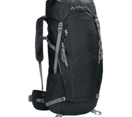 Asymmetric 42+8l Black Vaude