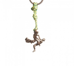 Climber On Beam Llavero