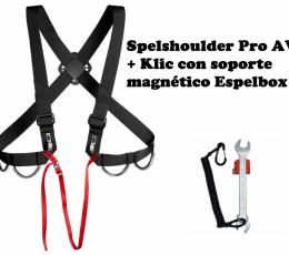 Spelshoulder Pro + Klic Espelbox