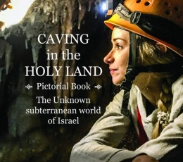 Caving in the Holy Land