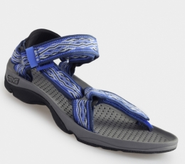 Hurricane 3 Mad Waves Blue Teva