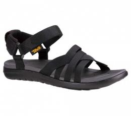 Sanborn Sandal Black BLK Teva