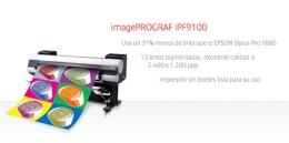 IMPRESORA GRAN FORMATO CANON IPF 9100