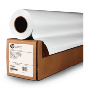 HP WHITE SATIN POSTER 1067 mm x 61 m 136 grs