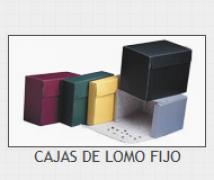 CAJA LOMO FIJO 10 CM G-3 GRIS