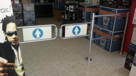 Control accesos