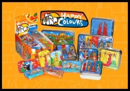 Mundo Happy Colours