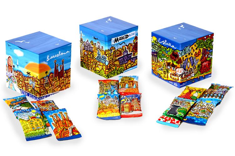 Skyline cubes