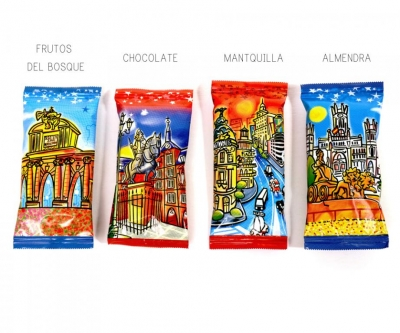 Madrid biscuits