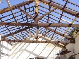 Rehabilitación de estructuras