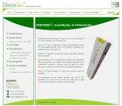 Nueva Web www.discogel.com