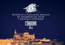 XXII Reunión de la Asociación Andaluza de Tratamiento del Dolor y Asistencia Continuada
