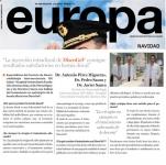 Publicación Revista Europa