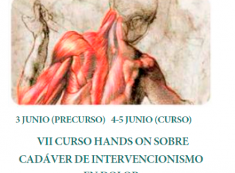 VII Curso Hands On sobre Cadáver de Intervencionismo en Dolor