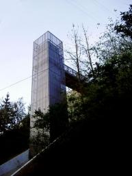 ASCENSOR ELGOIBAR. Urbanización 2008
