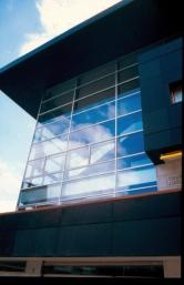CENTRO SOCIAL BARAKALDO. Construido 2000