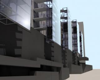 FRENTE RÍA. Proyecto 2004