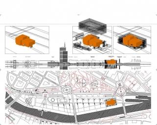 PALACIO EUSKALDUNA Proyecto 1993