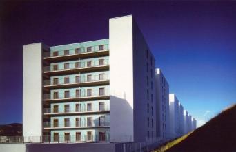 VIVIENDAS VPO LAMIAKO. Construido 2007
