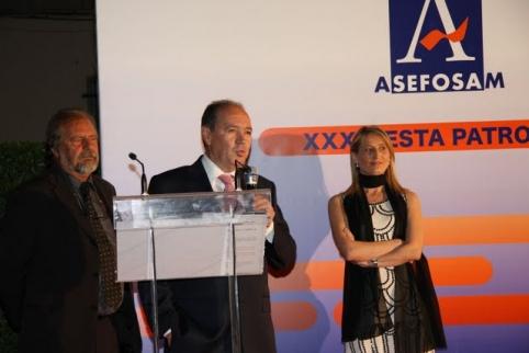 Fiesta Patronal Asefosam 2009