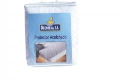 Protector Acolchado Reversible