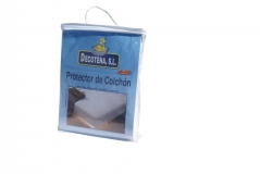 Protector Rizo de algodón impermeable