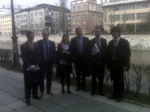 AGENOPE viaja a Croacia y Bosnia y Herzegovina del 24 al 26 de Marzo en una