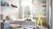 Dormitorio infantil rimobel