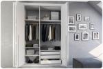 Armario empotrado a medida, interiores de armario, vestidores