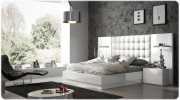Dormitorio matrimonio moderno Fenicia, muebles de la muela