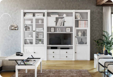Libreria la sagra, muebles de la muela