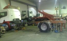 alargar camion