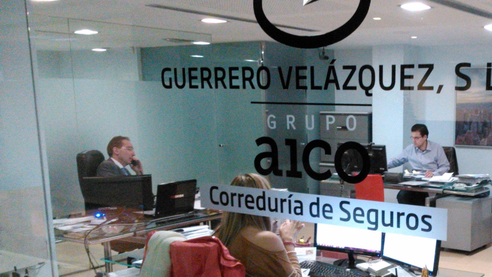 GUERRERO VELÁZQUEZ s.l. - Grupo AICO