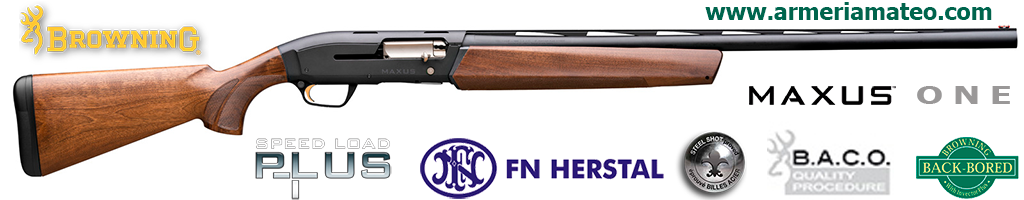 Escopeta BROWNING MAXUS ONE