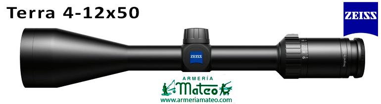ZEISS ED TERRA 4-12X50 Z-PLEX