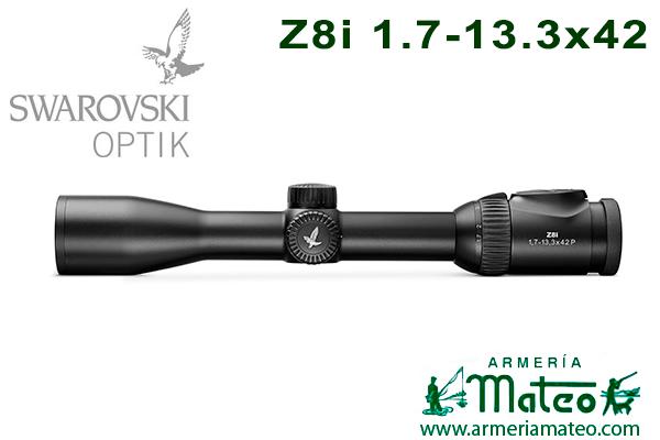 Visor SWAROVSKI Z8i 1.7-13.3x42