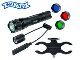 Kit Linterna Walther Tactical XP