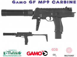 Pistol GAMO GF MP9 CARBINE Co2