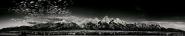 Gran Teton Range, Wyoming, USA
