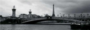 Port Alexander III and Eiffel Tower