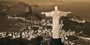 Overlooking Rio de Janeiro, Brasil
