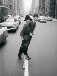 Street Crossing, Manhattan, 1950s
