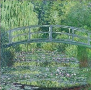 Claude Monet - The Waterlyli Pond: Green Harmony