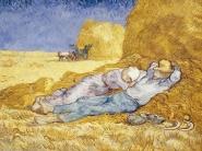 Vicent Van Gogh - Noon: Rest