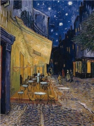 Vicent Van Gogh - Cafe Terrace at Night
