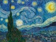 Vicent Van Gogh - The Starry Night