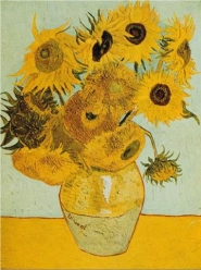 Vicent Van Gogh - Sunflowers